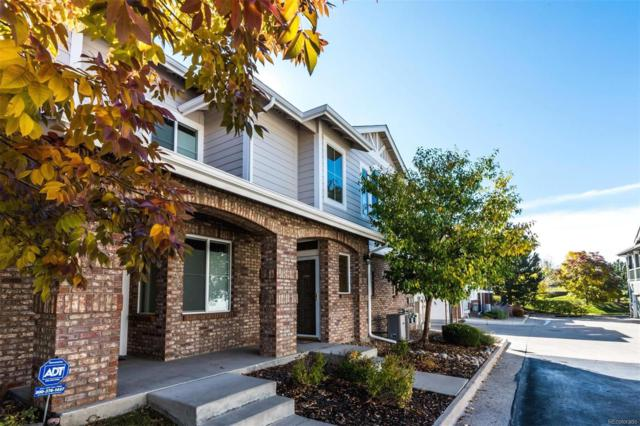 10291 Sedge Grass Way, Highlands Ranch, CO 80129 (#5488334) :: The City and Mountains Group