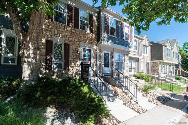 8173 S Fillmore Circle, Centennial, CO 80122 (MLS #5488383) :: 8z Real Estate