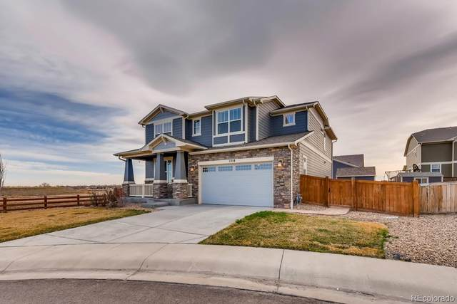 1518 Red Clover Court, Brighton, CO 80601 (#5488458) :: The Dixon Group