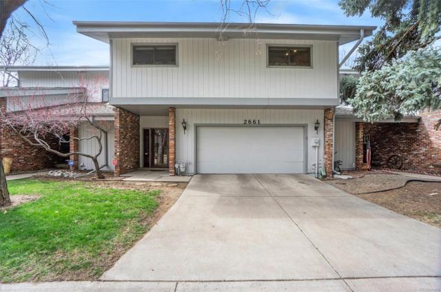 2661 S Wadsworth Circle #31, Lakewood, CO 80227 (MLS #5488692) :: The Sam Biller Home Team