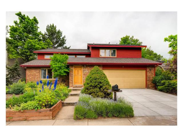 2160 Jonathan Place, Boulder, CO 80304 (#5488740) :: The Peak Properties Group