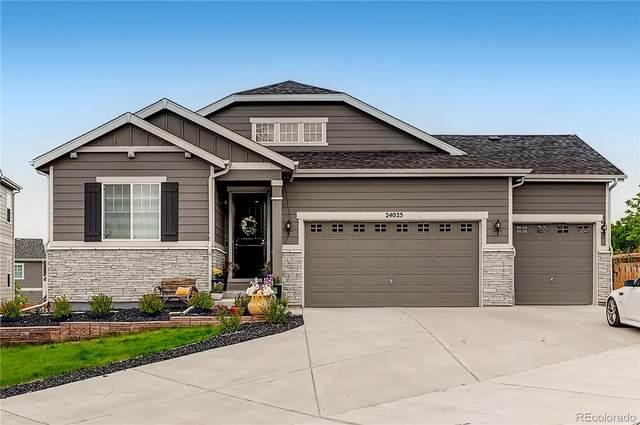 24025 E Calhoun Place, Aurora, CO 80016 (MLS #5489078) :: 8z Real Estate