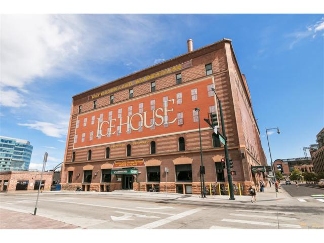 1801 Wynkoop Street #409, Denver, CO 80202 (#5489175) :: The Escobar Group @ KW Downtown Denver
