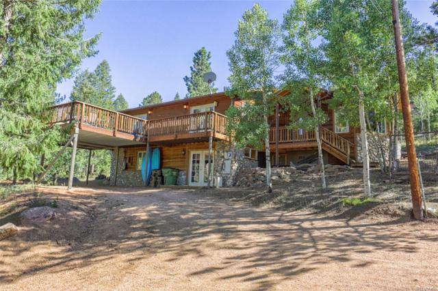 33881 Nova Road, Pine, CO 80470 (#5490100) :: Berkshire Hathaway Elevated Living Real Estate
