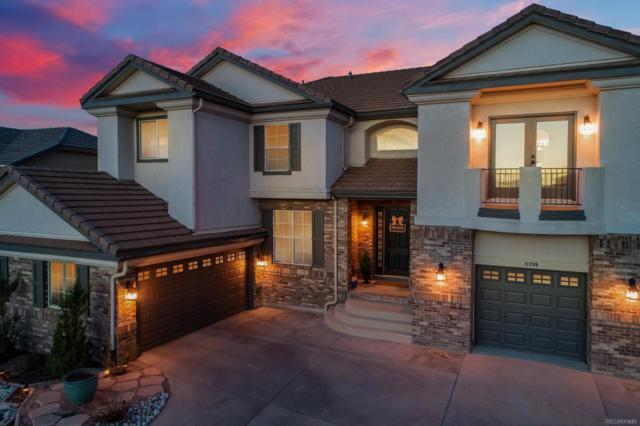 11389 Canterberry Lane, Parker, CO 80138 (#5490151) :: Wisdom Real Estate