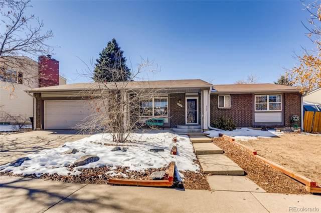 4355 S Granby Way, Aurora, CO 80015 (MLS #5490175) :: 8z Real Estate
