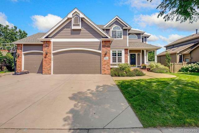 5926 Falling Water Drive, Fort Collins, CO 80528 (#5490196) :: The Artisan Group at Keller Williams Premier Realty