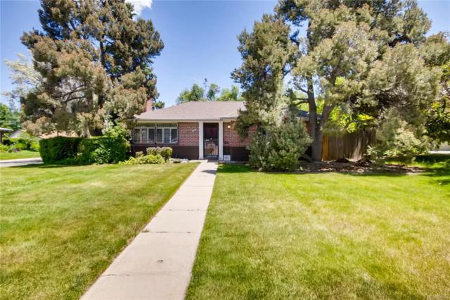 950 Kearney Street, Denver, CO 80220 (#5490294) :: The HomeSmiths Team - Keller Williams