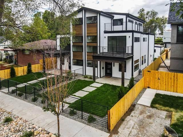 1461 N Winona Court, Denver, CO 80204 (MLS #5490341) :: 8z Real Estate