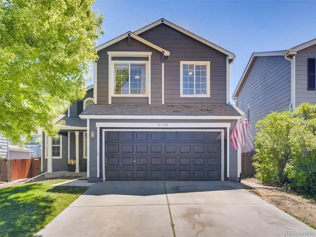 8768 Rosebud Place, Parker, CO 80134 (#5490956) :: Berkshire Hathaway Elevated Living Real Estate