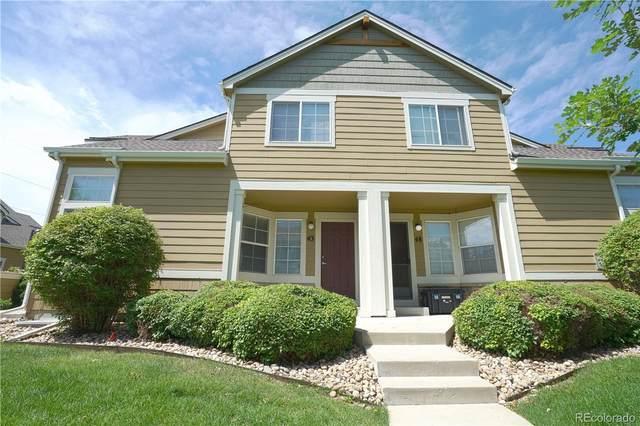 805 Summer Hawk Drive H43, Longmont, CO 80504 (#5491052) :: Wisdom Real Estate