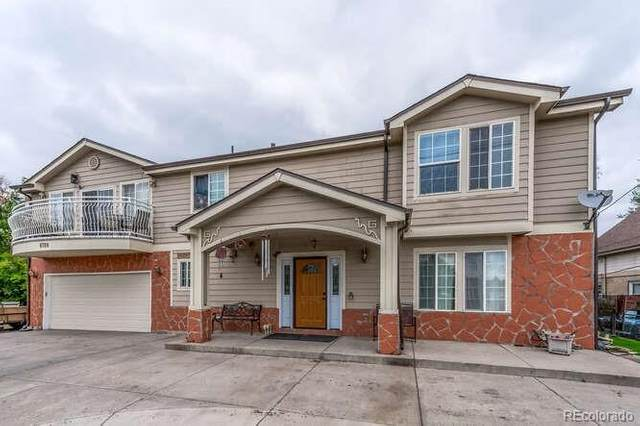 6799 W 52nd Avenue, Arvada, CO 80002 (#5491335) :: The DeGrood Team
