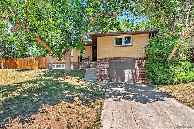 8995 W 63rd Avenue, Arvada, CO 80004 (#5491467) :: Bring Home Denver with Keller Williams Downtown Realty LLC
