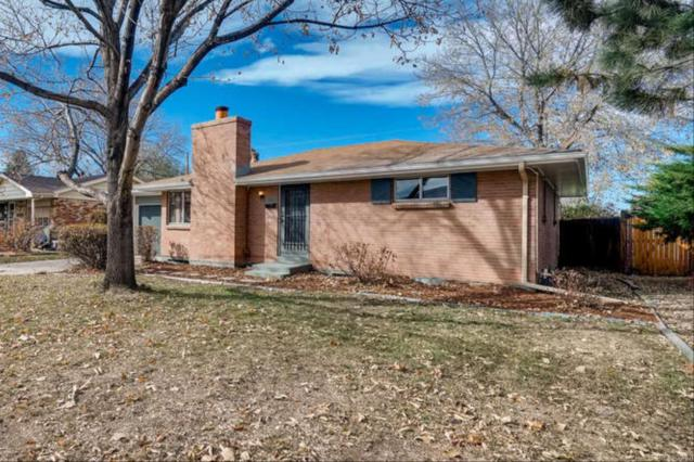 1105 W 8th Avenue Drive, Broomfield, CO 80020 (#5491552) :: Sellstate Realty Pros