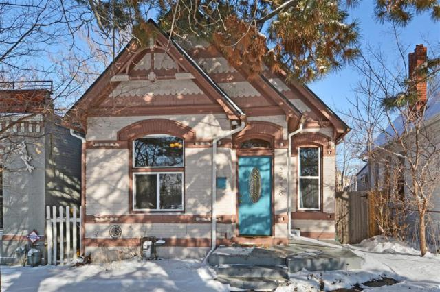 2638 N Williams Street, Denver, CO 80205 (MLS #5491650) :: Kittle Real Estate