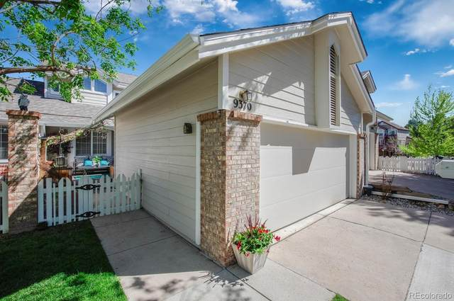 9370 Miles Drive, Lone Tree, CO 80124 (#5491778) :: Colorado Home Finder Realty
