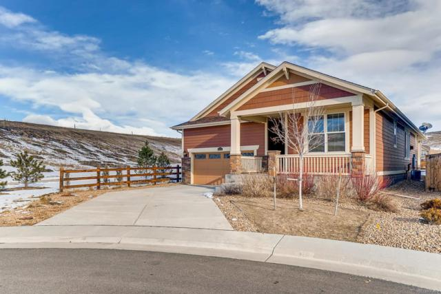 6096 Gilbert Way, Golden, CO 80403 (#5491974) :: Berkshire Hathaway Elevated Living Real Estate