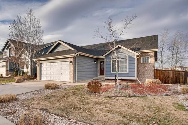 6259 E 123rd Drive, Brighton, CO 80602 (MLS #5491994) :: 8z Real Estate