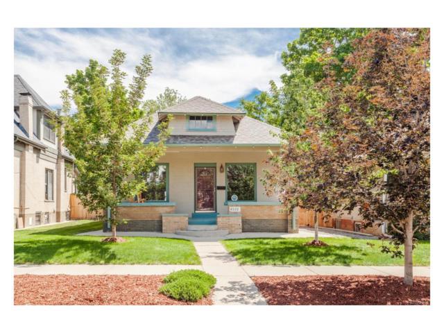 4512 Beach Court, Denver, CO 80211 (MLS #5492051) :: 8z Real Estate