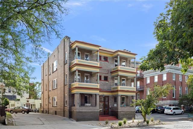 520 E 14th Avenue #3, Denver, CO 80203 (#5492188) :: HomeSmart