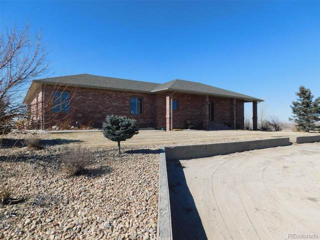 6501 County Road C, Wiggins, CO 80654 (#5492246) :: The DeGrood Team