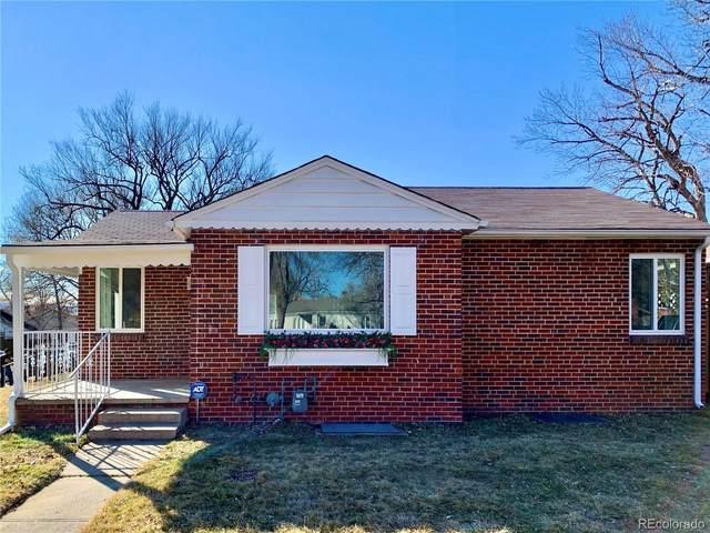 1395 S University Boulevard, Denver, CO 80210 (#5492285) :: Venterra Real Estate LLC
