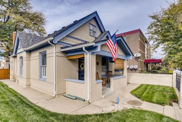 57 S Pearl Street, Denver, CO 80209 (#5492625) :: Portenga Properties - LIV Sotheby's International Realty