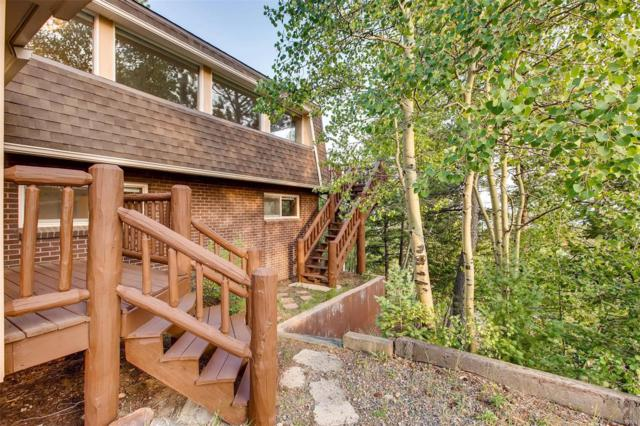 11796 Leavenworth Drive, Conifer, CO 80433 (#5492864) :: The Griffith Home Team