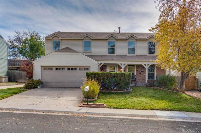 16826 E Villanova Circle, Aurora, CO 80013 (#5493270) :: The DeGrood Team