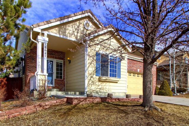 18647 E Vassar Drive, Aurora, CO 80013 (#5493277) :: The Griffith Home Team