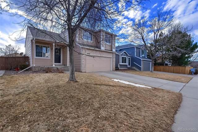 9760 Castle Ridge Circle, Highlands Ranch, CO 80129 (#5493305) :: The Dixon Group