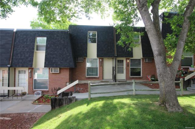 5843 S Pearl Street, Centennial, CO 80121 (#5493474) :: The City and Mountains Group