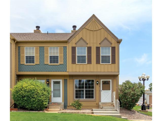 19774 Applewood Court, Parker, CO 80138 (MLS #5493526) :: 8z Real Estate
