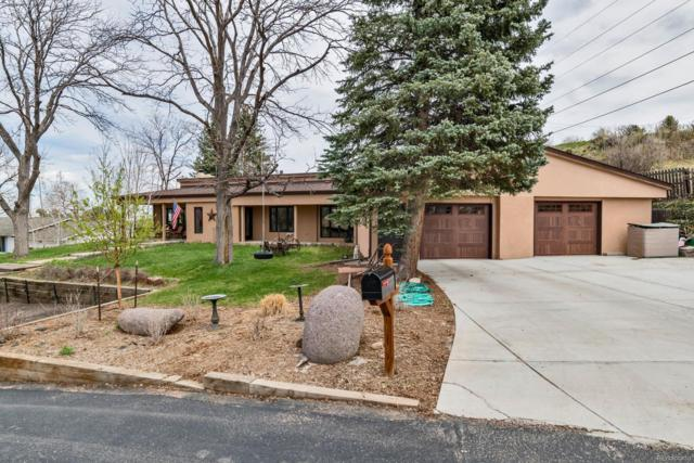 1520 Whippoorwill Drive, Lakewood, CO 80215 (#5493621) :: Compass Colorado Realty