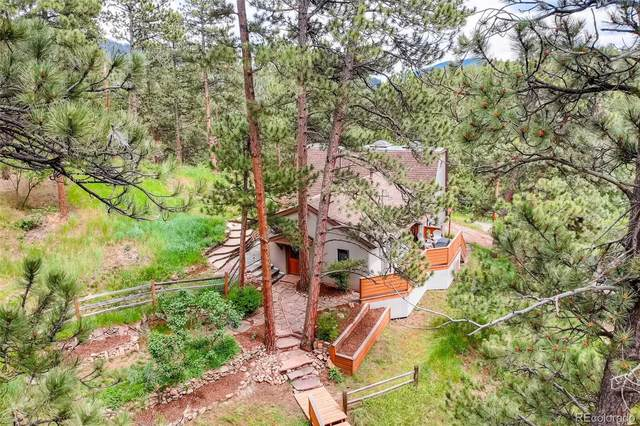 5193 Ute Road, Indian Hills, CO 80454 (#5493661) :: The Gilbert Group