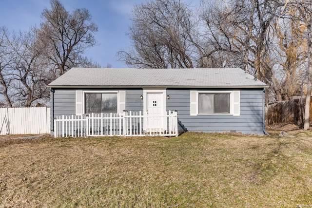 2575 Upham Street, Lakewood, CO 80214 (MLS #5493933) :: 8z Real Estate