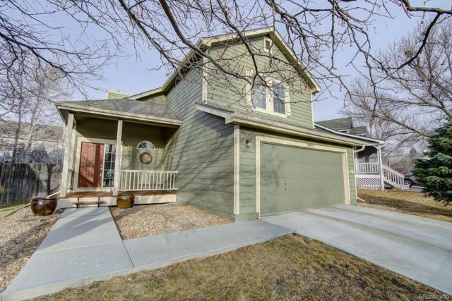 19057 E Molly Avenue, Parker, CO 80134 (#5494346) :: The Griffith Home Team