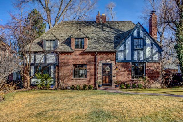 660 Bellaire Street, Denver, CO 80220 (#5494452) :: 5281 Exclusive Homes Realty