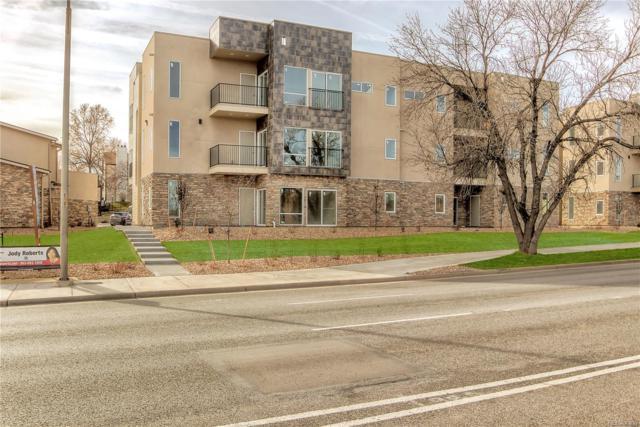 14916 E Hampden Avenue #301, Aurora, CO 80014 (#5494753) :: The Dixon Group