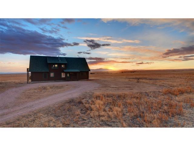 6630 N Baggett Road, Calhan, CO 80808 (MLS #5495049) :: 8z Real Estate