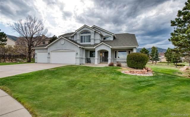 8310 Lauralwood Lane, Colorado Springs, CO 80919 (MLS #5495093) :: 8z Real Estate