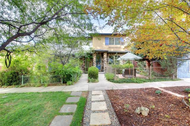 549 Milwaukee Street, Denver, CO 80206 (#5495619) :: HomeSmart Realty Group