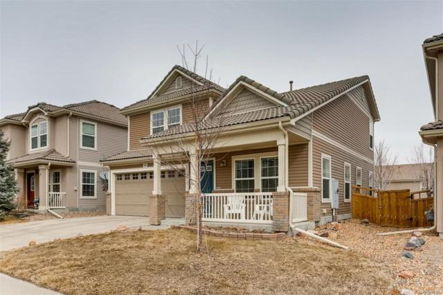 1866 Hogan Court, Castle Rock, CO 80109 (#5495715) :: Ben Kinney Real Estate Team