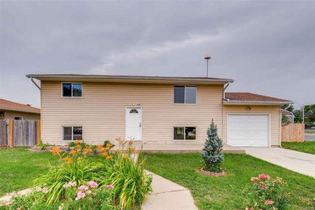 3602 E 88th Circle, Thornton, CO 80229 (#5496087) :: The Heyl Group at Keller Williams