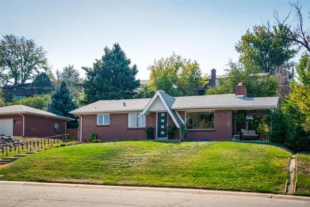 5510 W 51st Avenue, Denver, CO 80212 (MLS #5496098) :: Kittle Real Estate