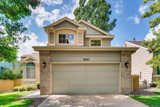 10525 Holyoke Drive, Parker, CO 80134 (MLS #5496189) :: 8z Real Estate
