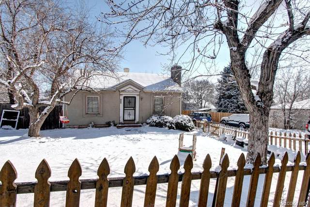 1250 Kipling Street, Lakewood, CO 80215 (#5496192) :: The Scott Futa Home Team