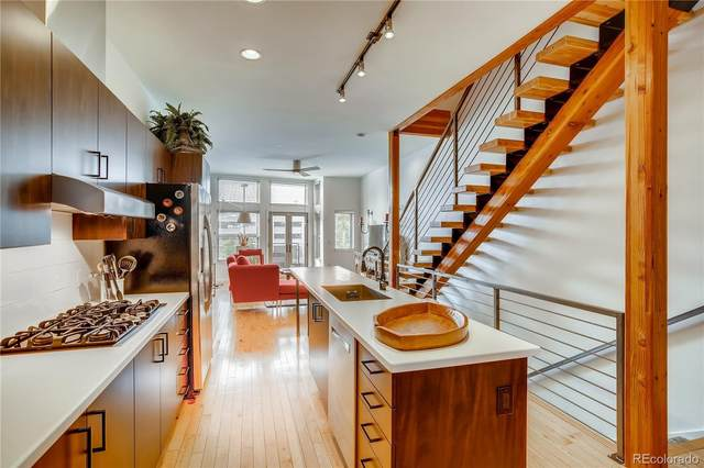 2680 Blake Street #10, Denver, CO 80205 (#5496232) :: The Healey Group