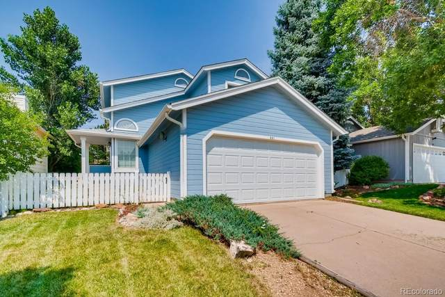 581 Longfellow Lane, Highlands Ranch, CO 80126 (#5496773) :: You 1st Realty