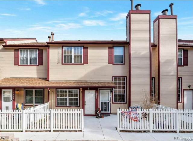8199 Welby Road #1004, Denver, CO 80229 (#5497115) :: Berkshire Hathaway HomeServices Innovative Real Estate